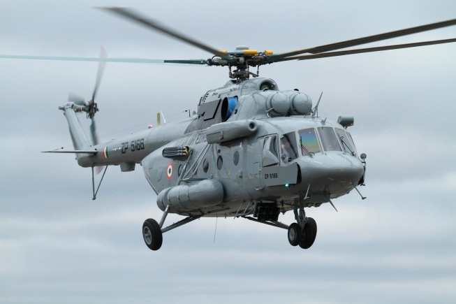 Indian Mi-17B-5 (2)